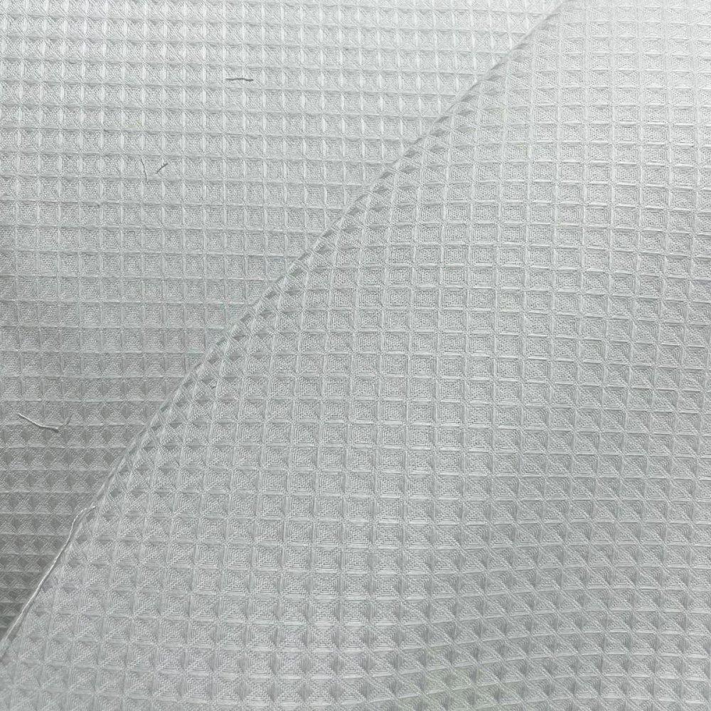 בד פיקה אפור בהיר - רוחב 2.2 מ'