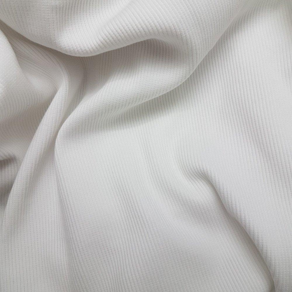 בד ריב (למנג'ט) לבן